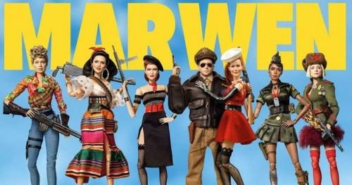 فيلم الكوميديا والدراما Welcome to Marwen يحصد 3 ملايين دولار