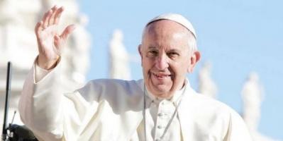 بابا الفاتيكان: نأمل في أن تنهي الهدنة الحرب باليمن