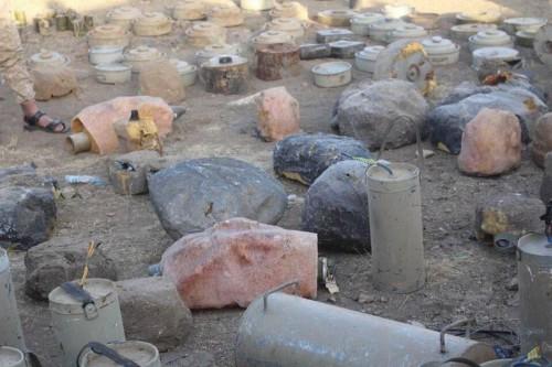 صالح سميع: إيران تُصدّر الموت لليمن بزراعة الألغام