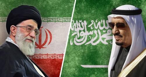 إعلامي لـ إيران: نحن مع السعودية حتى الموت