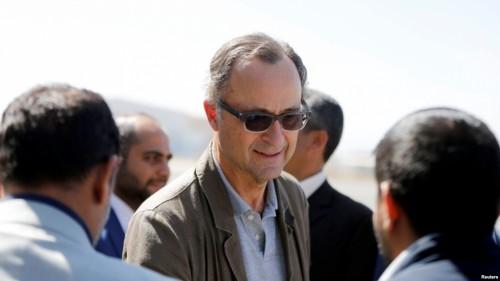 باتريك كاميرت لطرفي النزاع: هذه فرصة السلام الأخيرة لحل الأزمة