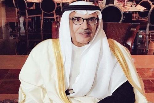 """رثاء مؤثر من الأمير بدر بن عبد المحسن بن عبد العزيز إلى عمه الأمير """"طلال"""""""