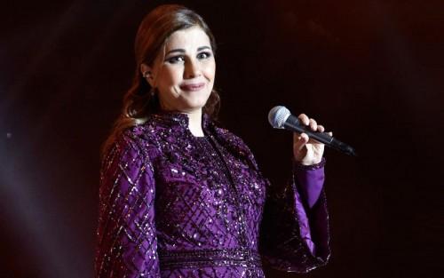 النجمة ماجدة الرومي تستعد لحفلها الغنائي الأول بالسعودية
