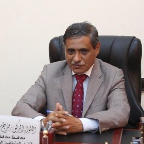 البحسني يصدر قرار لمدراء عموم المكاتب التنفيذية والمصالح الحكومية
