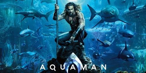 فيلم Aquaman يتربع على عرش البوكس أوفس بإيرادات وصلت لـ 488 مليون دولار
