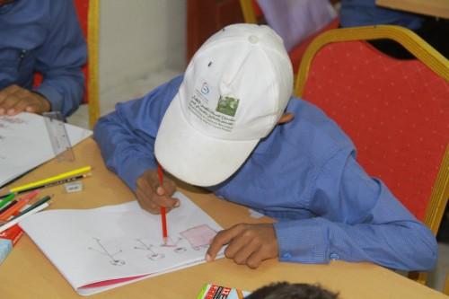 كيف يتم إعادة تأهيل الأطفال المجندين؟ (صور)