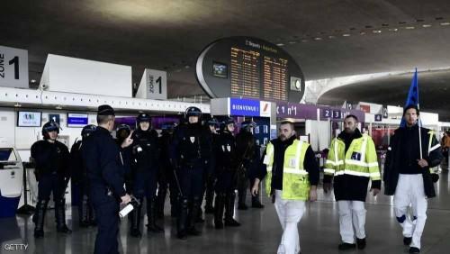 أسلحة مزيفة تثير الفزع بمطار شارل ديجول في فرنسا