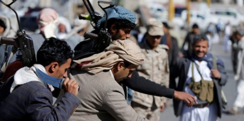 شاهد.. فيديو يوثق نهب الحوثيين أراضي المواطنين بصنعاء