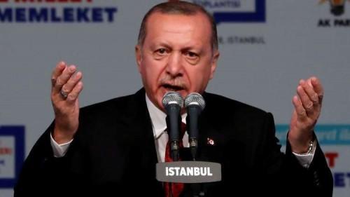 خلفان: أردوغان في حالة عدم توازن وفقدان للثقة