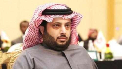 سامي الجابر لتركي آل الشيخ: شكرا على ما قدمته