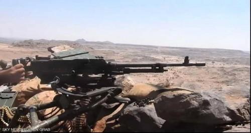 تقدم جديد لقوات الجيش  شمال شرق الجوف