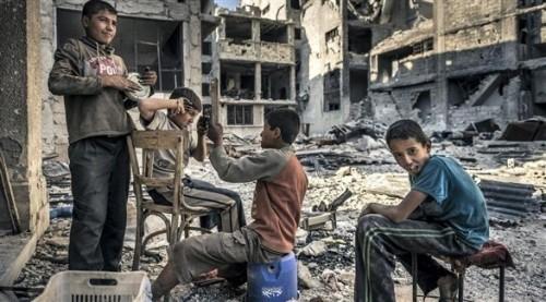 يونيسف: العالم فشل في مساعدة الأطفال المتضررين جراء الحروب