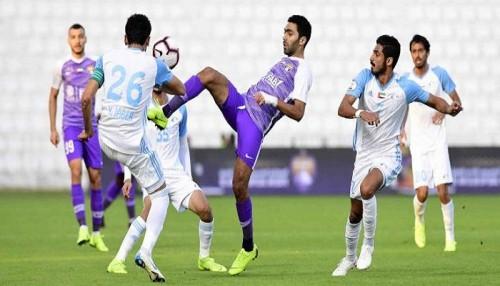 مدرب العين الإماراتي: لن أبحث عن مبرر للخسارة أمام بني ياس