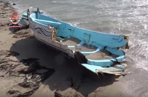 ألغام بحرية حوثية تحصد أرواح الصيادين (فيديو)