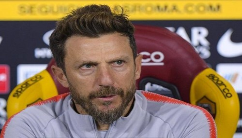مدرب روما: أوافق على إيقاف المباريات بسبب العنصرية