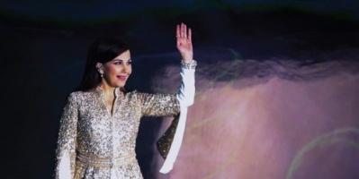ماجدة الرومي : شرف لنا أن نغني في المملكة العربية السعودية