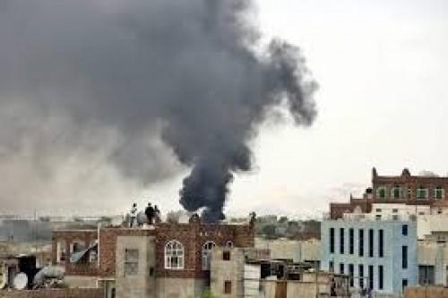قصف جوي لأهداف تخص القاعدة في أبين