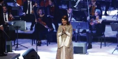 حفل ماجدة الرومي يتسبب في إقالة مدير القناة السعودية الأولى