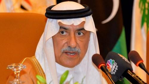 """وزير الخارجية السعودي يدشن حسابه عبر """" تويتر """""""