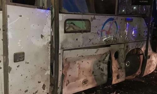إدانات دولية للحادث الإرهابي الذي استهدف سائحين في مصر