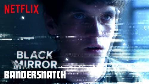 بعد طرحه بيومين.. إعلان مسلسل Black Mirror: Bandersnatch يحقق 2.4 مليون مشاهدة