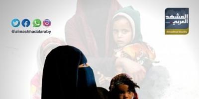 إحصائية مخيفة لأطفال يهددهم الموت جوعا في المسيمير بلحج ..( انفوجرافيك )