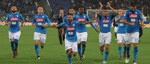نابولي يفوز على بولونيا 3-2 في الدوري الإيطالي