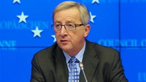 """""""يونكر"""" ينفي محاولات الأوروبي لإبقاء بريطانيا في الاتحاد"""