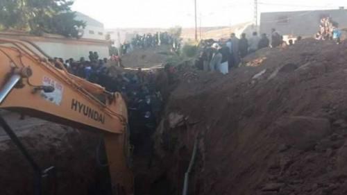 الجزائر.. مصرع عاملين بعد سقوطهما في حفرة عميقة