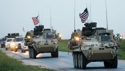 إخلاء أول قاعدة عسكرية أمريكية بسوريا منذ اتخاذ القرار