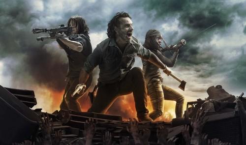 أول إعلان تشويقي لشرير الموسم الجديد لمسلسل The Walking Dead