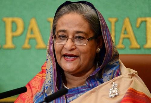رئيسة وزراء بنغلادش تقترب من تحقيق فوز ساحق بالانتخابات