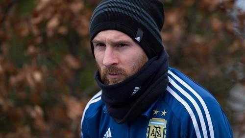 ميسي يحدد موعد عودته لمنتخب الأرجنتين