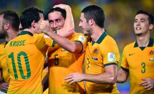 أستراليا تهزم عُمان بخماسية ودية استعدادا لكأس آسيا 2019