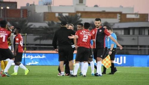 الرائد يفوز على أحد في الدوري السعودي