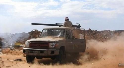 "مقتل قيادي حوثي بارز بنيران الجيش شرقي تعز ""تفاصيل"""