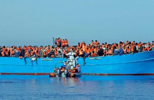 البحرية التونسية تحبط هجرة 45 شخصاً بطريقة غير شرعية