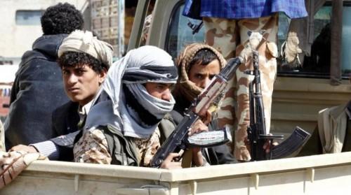 القديمي: مسرحية الانسحاب كشفت مدى الانحطاط السياسي للحوثي