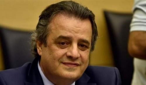 عازار يهنئ شعب لبنان بالعام الجديد