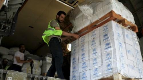 منظمة عالمية تفضح سرقة مليشيات الحـوثي للمساعدات الإغاثية