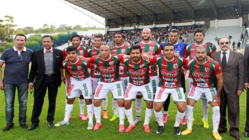 الملعب التونسي يضم 6 لاعبين بينهم مصر وليبي
