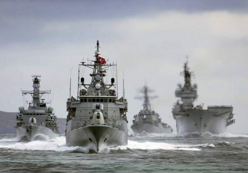 ما لا تعرفه عن سفن الدمار التركية (فيديو)