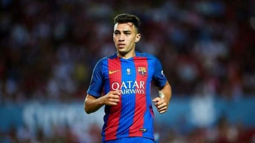 منير الحدادي يقرر الرحيل عن برشلونة مجاناً