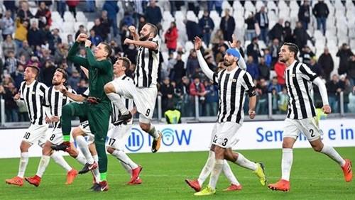 يوفنتوس يتفوق على كل أندية إيطاليا في 2018