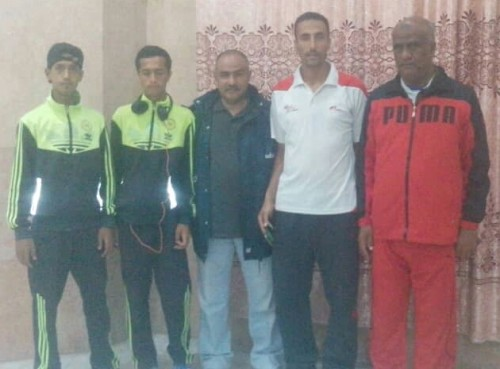 منتخب ألعاب القوى يغادر عدن للمشاركة في ضاحية العرب 23 بالأردن