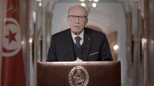 السبسي: 2019 عامًا فاصلًا بالنسبه لتونس