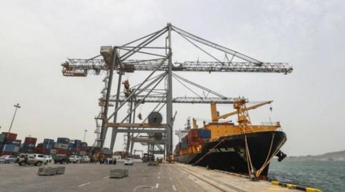 موانئ خليج عدن تؤكد للأمم المتحدة قدرة ميناء الحاويات على مناولة بضائع الإغاثة