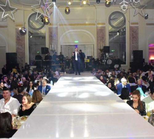 بالصور.. وائل جسار يشعل حفل رأس السنة بالقاهرة