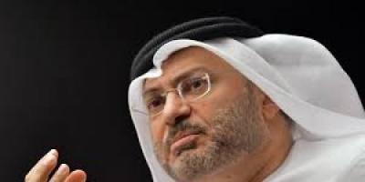 قرقاش: 2019 سيشهد انفراجة باليمن.. ومقاطعة قطر مستمرة