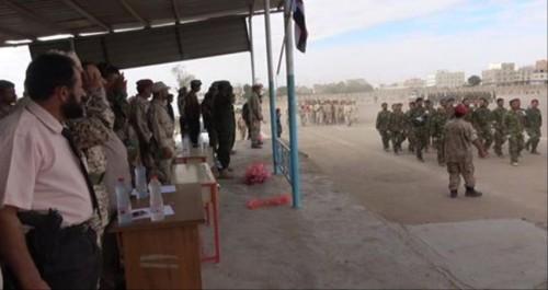 تخرج الدفعة الأولى من قوات سرايا الأمن والشرطة بلحج (تفاصيل)